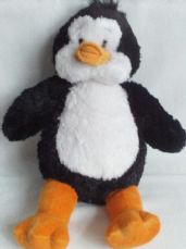 Adorable Big Giggling 'Penguin' Glittery Build-a-Bear